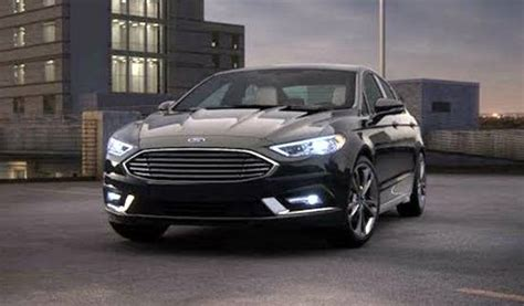 2020 The Ford Fusion by 2020 Ford Fusion Redesign And Changes Ford Redesigns