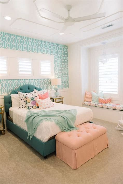 wallpaper for teenage girl bedroom 40 beautiful teenage girls bedroom designs for