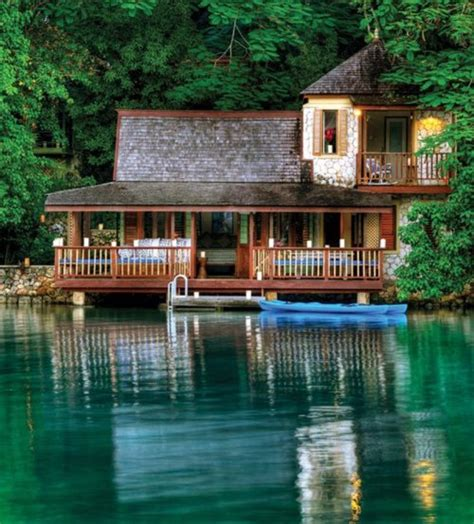 Lakeside Cabins by Lakeside Cabins Content In A Cottage