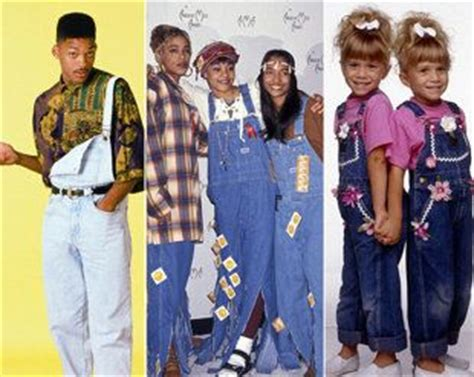 90s Women Fashion   Style: Overalls Are Back With A