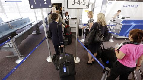 united airline luggage united airlines gets tough on oversize carry ons says it