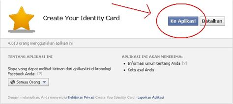 cara membuat id card di easy card creator cara membuat id card facebook 507 creator