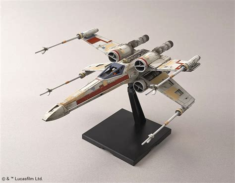 1 72 X Wing Resistance Blue Squadron oct169186 wars rogue one squadron x wing 1 72 mdl kit previews world