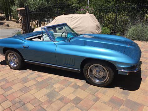 67 corvette for sale wtb 67 convertible marina blue corvetteforum