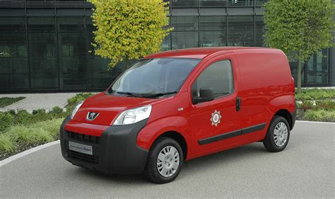 peugeot bipper van bipper car pictures