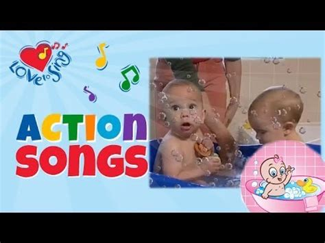 baby in the bathtub song splish splash bath time song children love to sing kids