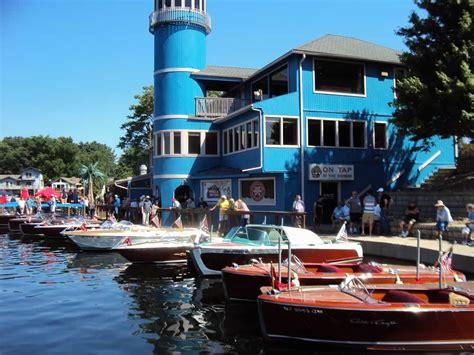 akron boat show 2016 plx antique classic boat show portage lakes community