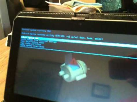 reset android tablet forgot password remove password hard reset factory reset android 4 0