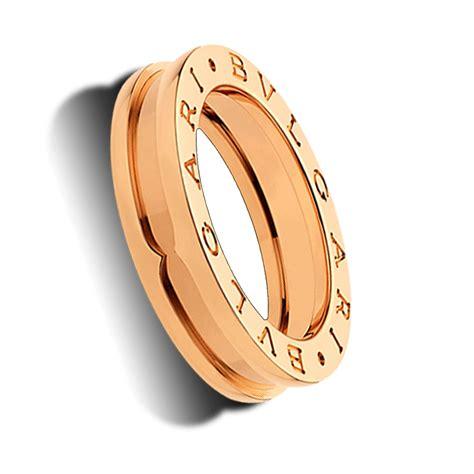bulgari jewelry b zero1 18k gold 1 band ring an852422