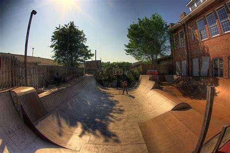 Backyard Skatepark Ideas Backyard Skatepark The Farm Project Pinterest