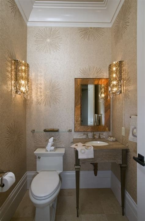 glam bathroom ideas glam powder room the bath pinterest