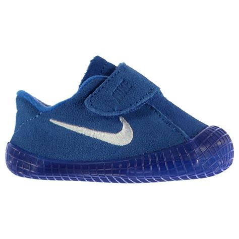 Nike Infant Crib Shoes by Nike Waffle Crib Shoes Infant Baby Boys Blue White Babies