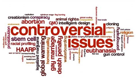 Controversial Political Essay Topics by Ways To Approach Controversial Topics In The Classroom