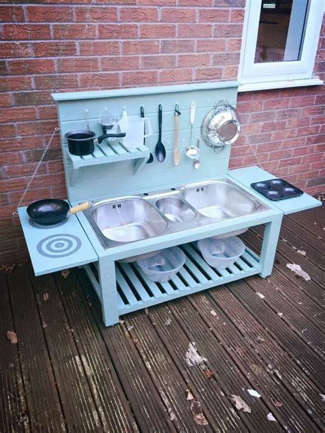 outdoor speelgoed keuken 25 beste idee 235 n over speelgoed keuken op pinterest kind