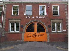 Entrance of Lea & Perrins Factory,... © Colin Park ... Colin