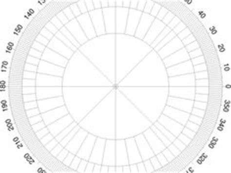 protractor template gen free printable polar graph paper polar coordinate graph