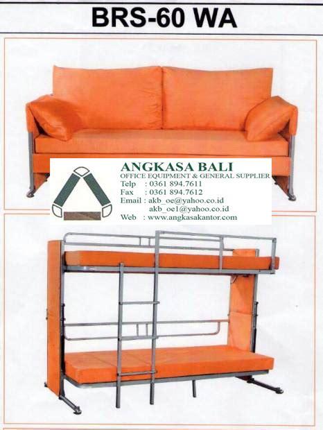Jual Sofa Kantor Murah angkasa bali furniture distributor kursi meja kantor bali