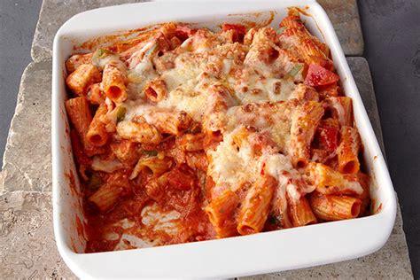 pasta bake recipes chicken pepper pasta bake kraft recipes