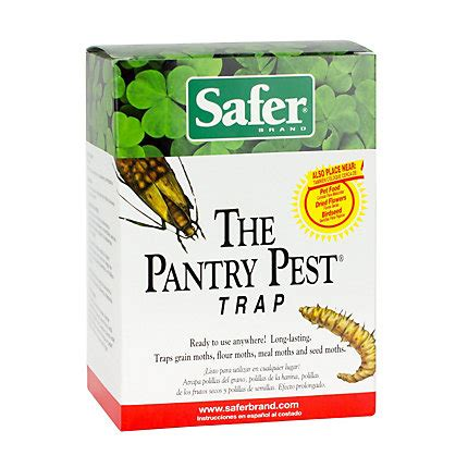 safer 174 brand the pantry pest 174 trap 2 traps