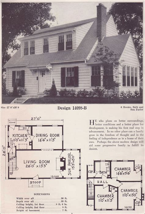 1930s bungalow floor plans eclectic 1925 cottage traditional colonial revival with