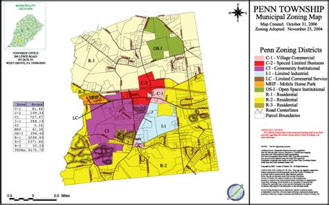 garden grove zoning map zoning information chester county pennsylvania penn