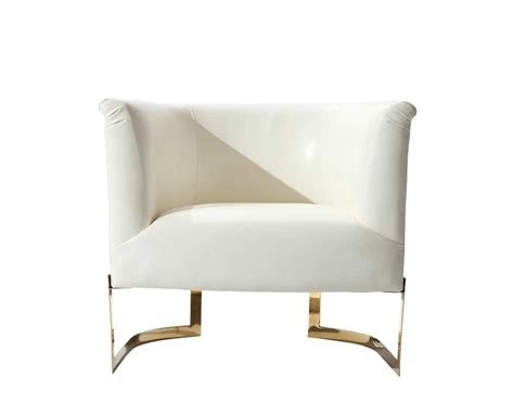 White Occasional Chair Design Ideas White And Gold Accent Chair Modern Chairs Quality Interior 2017