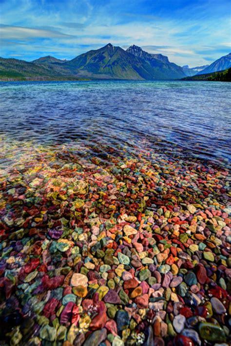 lake mcdonald montana colored rocks 2014 national parks photo contest winners