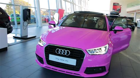 Audi A1 Pink by Pink A1