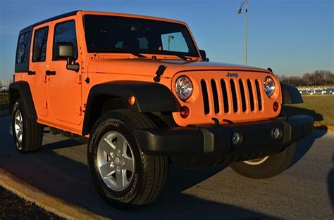 2013 Jeep Wrangler Unlimited Review 2013 Jeep Wrangler Unlimited Sport 4x4 Chicagoland Review