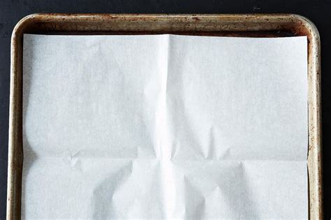 Simple Tip Use Two Cookie Sheets by The Secret To Parchment Paper Baking Tips
