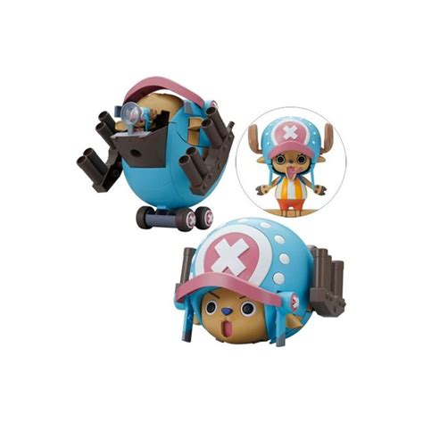 Bandai Chopper Robo No1 Guard Fortress one chopper robo series figurine plastic model