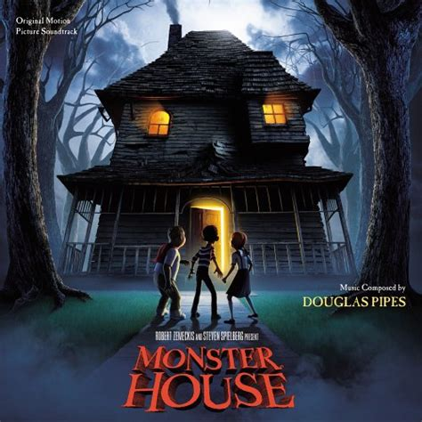 monster house music monster house douglas pipes movie music uk