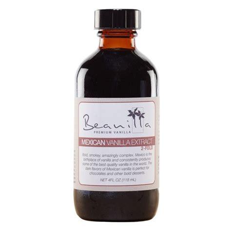 What Is The Shelf Of Vanilla Extract mexican vanilla extract fold 2x beanilla
