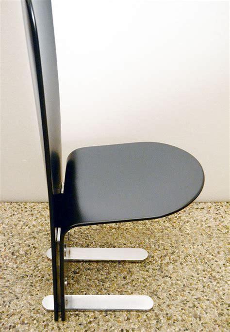 armet sedie sedie pellicano design luigi saccardo domus