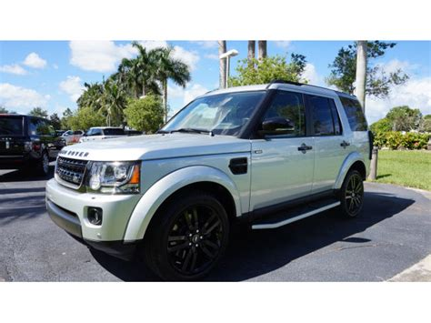 silver land rover lr4 silver land rover lr4 for sale used cars on buysellsearch