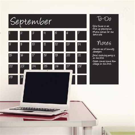 Calendar Shopify Calendar Wall Decal Best Calendar Wall Decal Products On