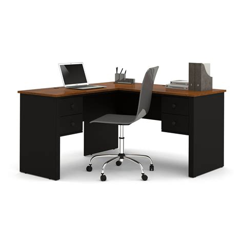 Bestar L Shaped Desk Bestar 45420 11 Somerville L Shaped Desk Atg Stores
