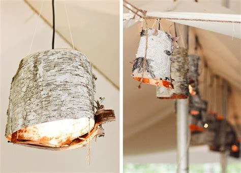 Decorations For Small Bathrooms - birch bark crafts and decorating ideas with rustic flair