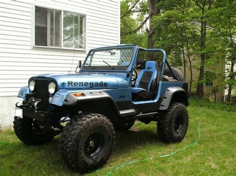 Lifted Jeep Cj7 For Sale Lifted Jeep 1983 Jeep Cj7 11 000 Possible Trade