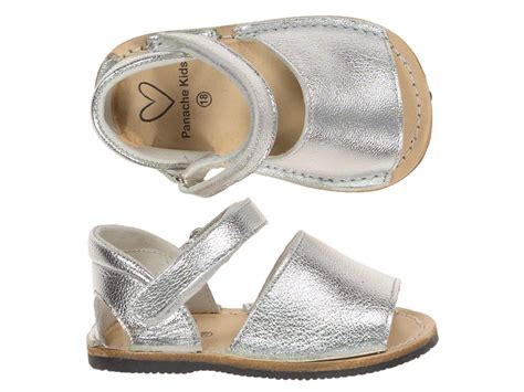 silver baby shoes panache baby shoes peep toe sandal silver leather