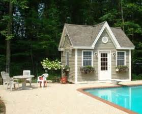 Pool Shed Pool Shed For The Home Pinterest