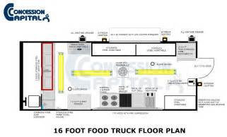 Food Truck Floor Plan Floorplans