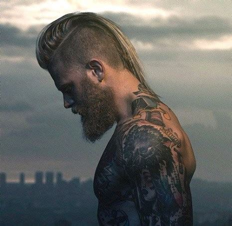short men viking hair 50 of the greatest mohawks