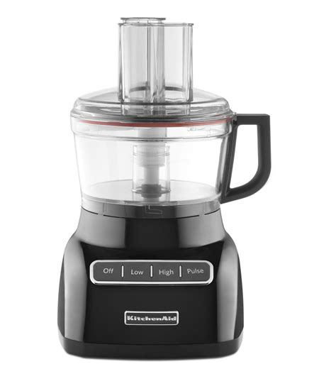 Blender Kitchen 7 In 1 7 cup food processor kfp0711ob onyx black