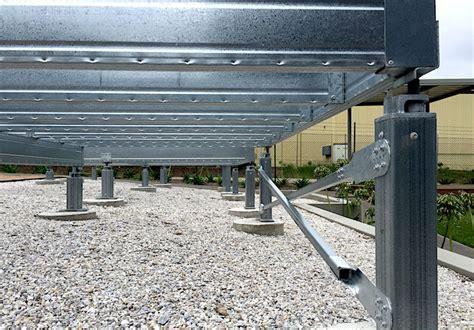 Spantec Steel Floor & Roof Frame Systems; Bearers, Joists