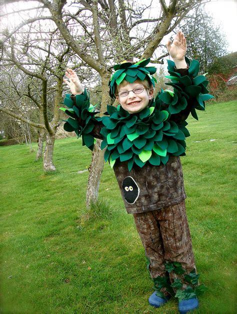 tree costume handmade tree costume flickr photo
