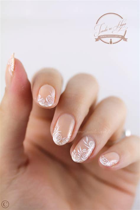 Nail Nails by Nail Sp 233 Cial Mariage La Mari 233 E D 233 Licate Nature
