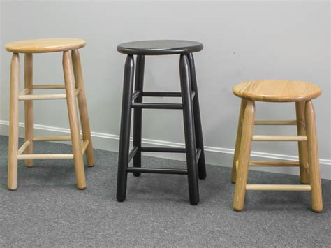 Shaker Furniture Of Maine by Shaker Furniture Of Maine 187 Oak Top Stool
