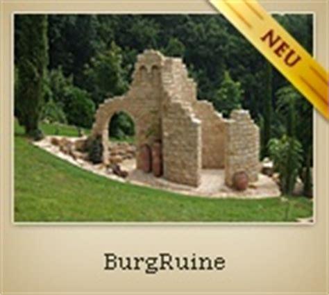 Garten Deko Ruine Kingsborough by Maurerkunst De Home