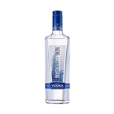 new amsterdam vodka 750ml armanettis beverage mart